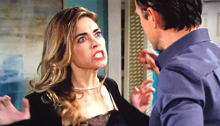 Young And The Restless Daily Scoop Friday, January 17: Billy Comes Clean And Victoria Is Furious - Adam And Chelsea Pay Victor A Visit