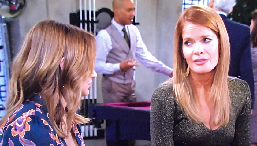 Young And The Restless Spoilers: Phyllis Advises Summer