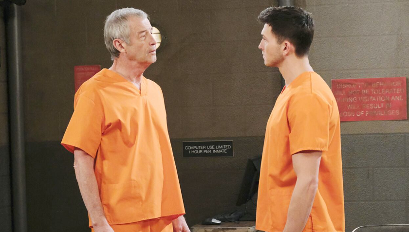 Days Of Our Lives Spoilers: Clyde discussed a prison break with his son Ben