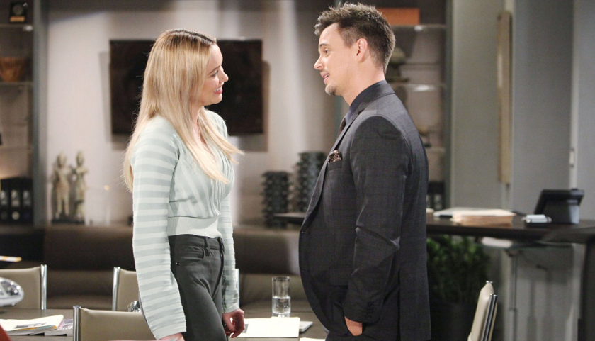 Bold And The Beautiful Spoilers: Wyatt Spencer And Flo Fulton Come Up With A Plan
