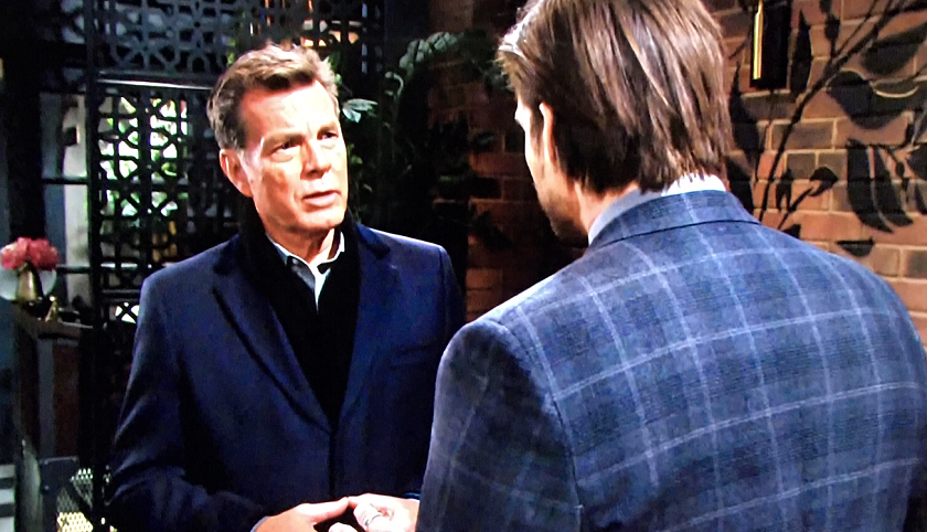 Young And The Restless Spoilers: Jack confronts Theo