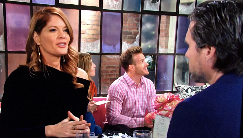 Young And The Restless Spoilers: Nick and Phyllis talk about Summer