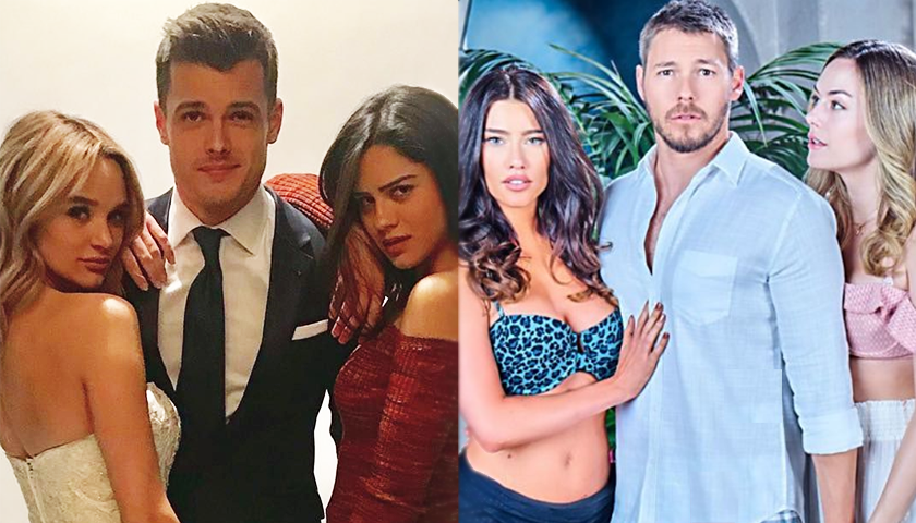Young And The Restless Poll: Kyle With Summer And Lola - Liam With Steffy And Hope