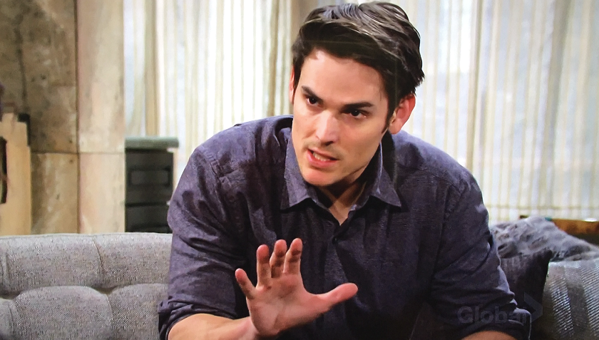 Young And The Restless Scoop: Adam Newman Speaks With Alyssa Montalvo