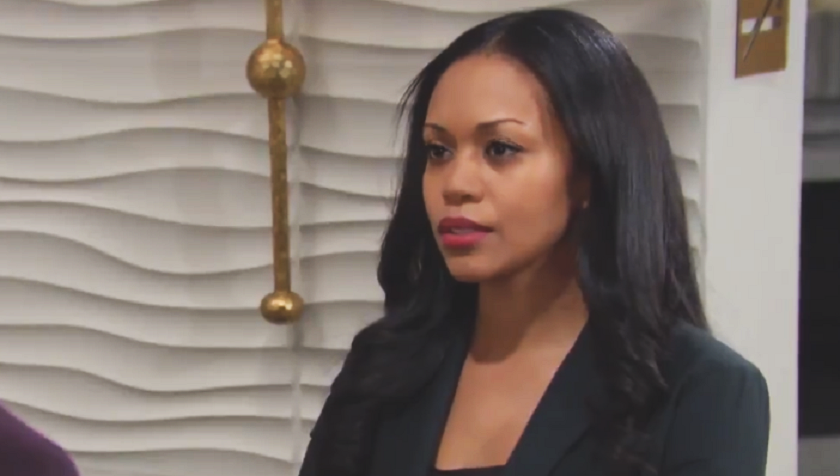 Young And The Restless Scoop: Amanda Sinclair Teams Up With Devon Hamilton