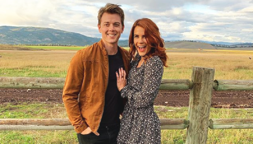 Bold And The Beautiful News: Courtney Hope And Chad Duell