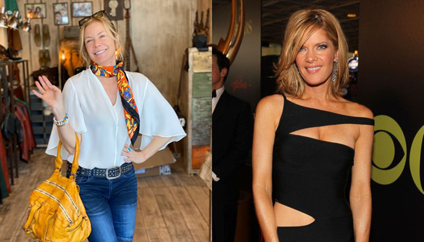 Bold And The Beautiful Scoop: Katherine Kelly Lang And Michelle Stafford