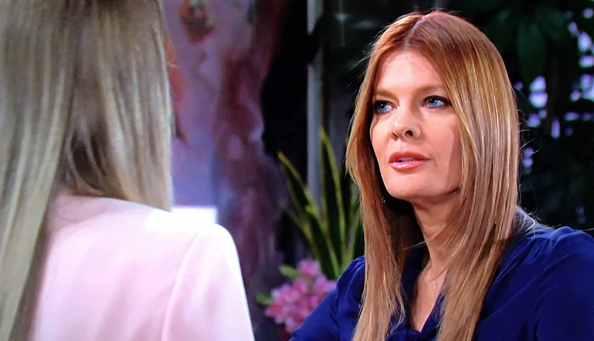 Young And The Restless Scoop: Phyllis Summers Tells Abby Newman She Has A Back-Up Plan