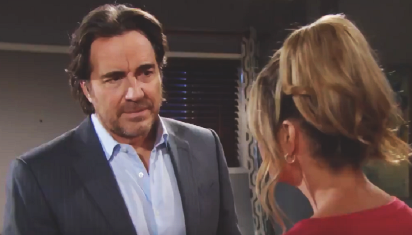 Bold And The Beautiful Scoop: Ridge Forrester Wants Shauna Fulton Back