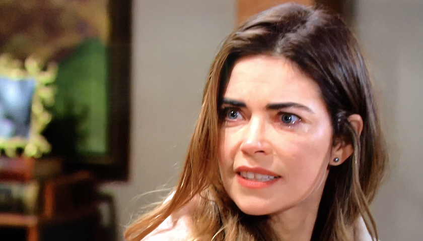 Young And The Restless Scoop: An Angry Victoria Newman