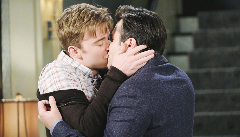 Days Of Our Lives Scoop Will And Sonny Recommit To Their Marriage The Soap Scoop