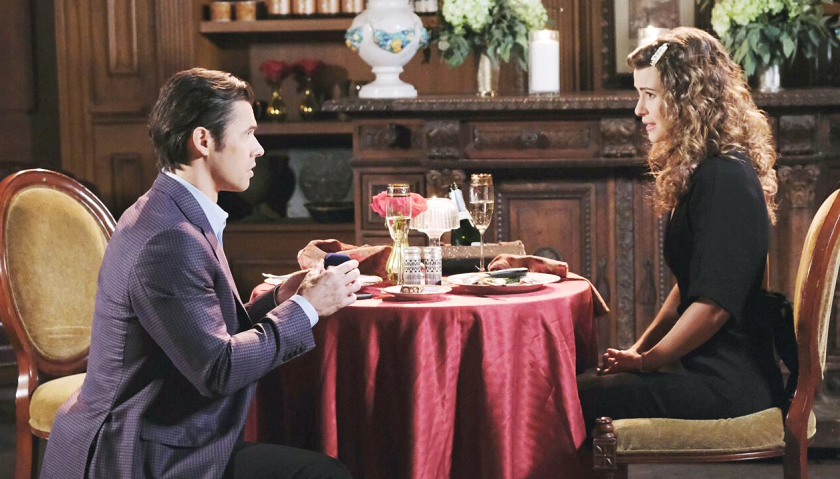 Days Of Our Lives Scoop - Xander Cook Proposes To Sarah Horton