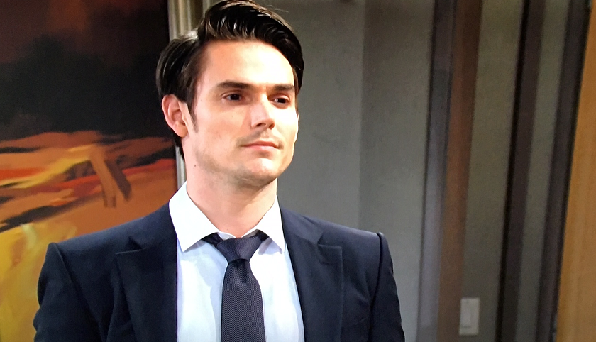 Young And The Restless Scoop: Adam Newman Argues With His Sister