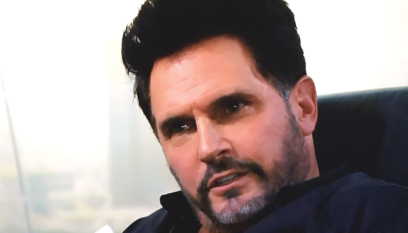 Bold And The Beautiful Scoop: Bill Spencer Confronts Quinn Forrester