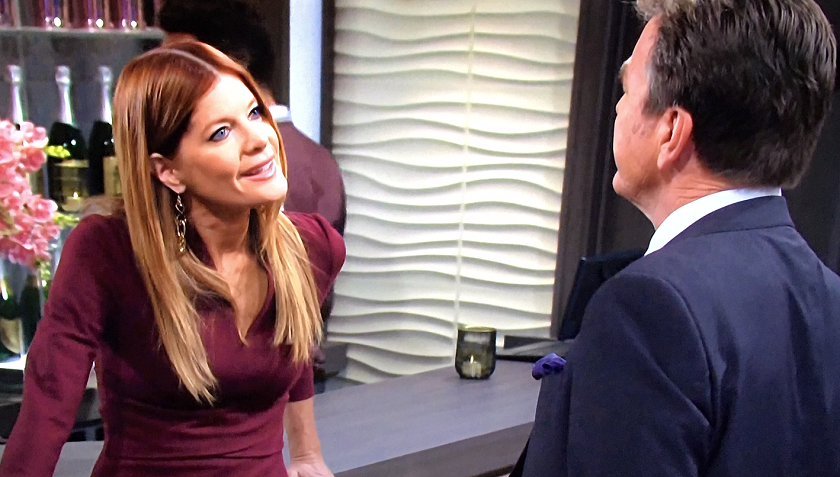 Young And The Restless Scoop: Jack Abbott Gives Phyllis Summers A Devious Idea