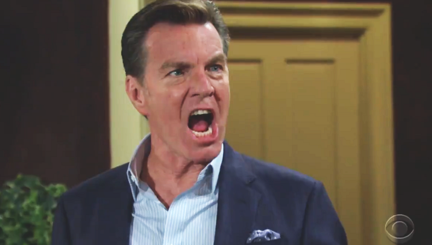 Young And The Restless Scoop: Jack Abbott Explodes At Theo Vanderway And Kyle Abbott
