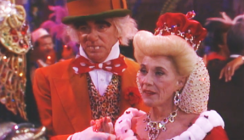 Young And The Restless Scoop: Katherine Chancellor As The Queen Of Hearts - Rex Sterling As The Mad Hatter