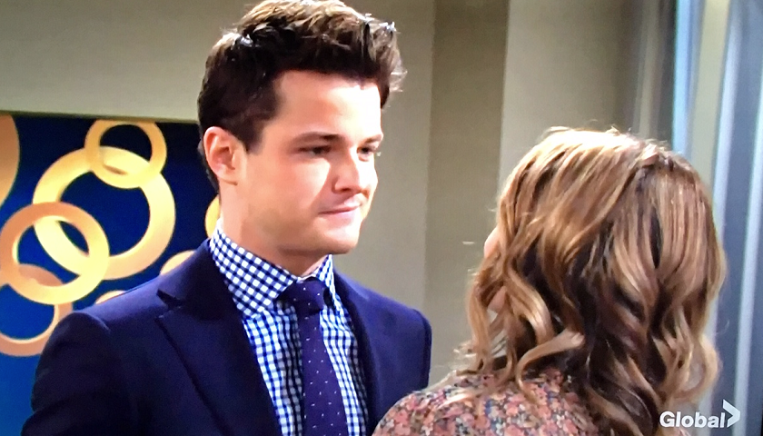 Young And The Restless Scoop: Kyle Abbott And Summer Newman Come Up With A Plan