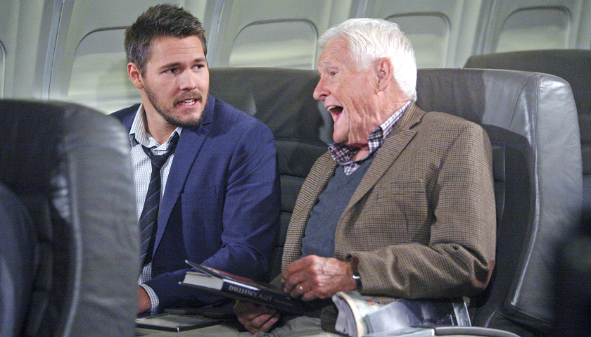 Bold And The Beautiful Scoop: Orson Bean As Howard