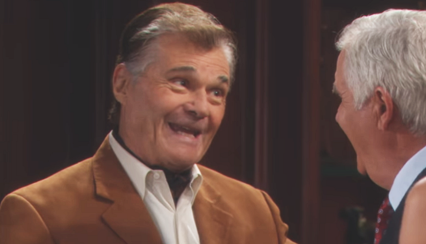 Bold And The Beautiful Scoop: Fred Willard Played John Forrester
