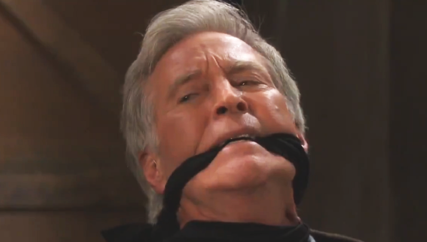 Days Of Our Lives Scoop: John Black Kidnapped By Orpheus