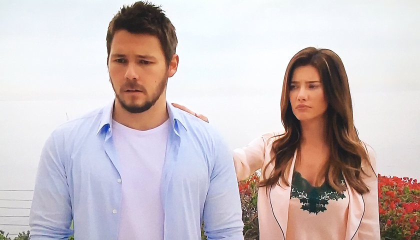 Bold And The Beautiful News: Scott Clifton And Jacqueline MacInnes Wood Talk About Returning To Filming