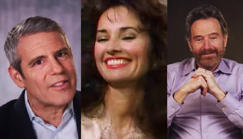 Soap Opera Daily Scoop: Andy Cohen, Susan Lucci and Bryan Cranston on The Story Of Soaps