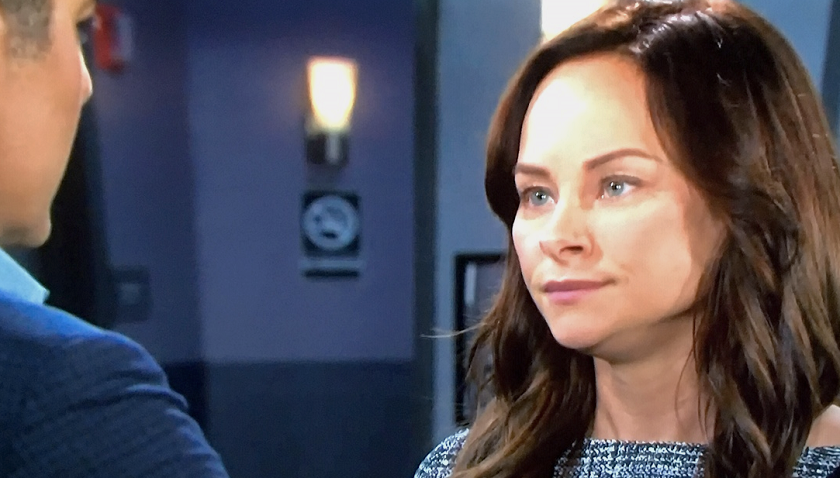 Days Of Our Lives Scoop: Zoey Burge Discusses Orpheus With Rafe Hernandez