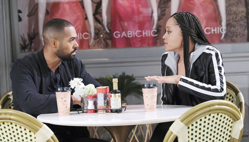 Days Of Our Lives Scoop: Eli Grant And Lani Price Try To Locate Gabi Hernandez