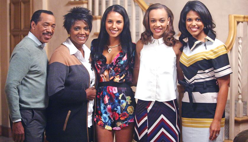 Bold And The Beautiful Scoop: The Avant Family - Julius - Vivian - Sasha - Nicole - Maya