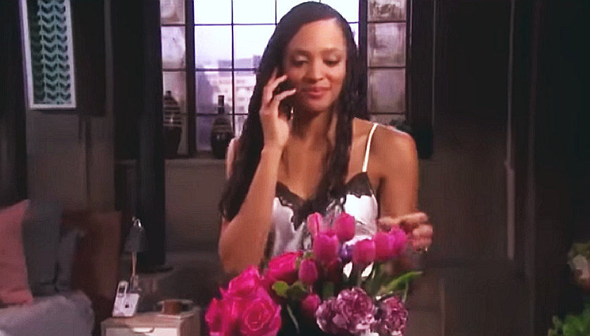 Days Of Our Lives Scoop: Lani Price Admires Some Roses