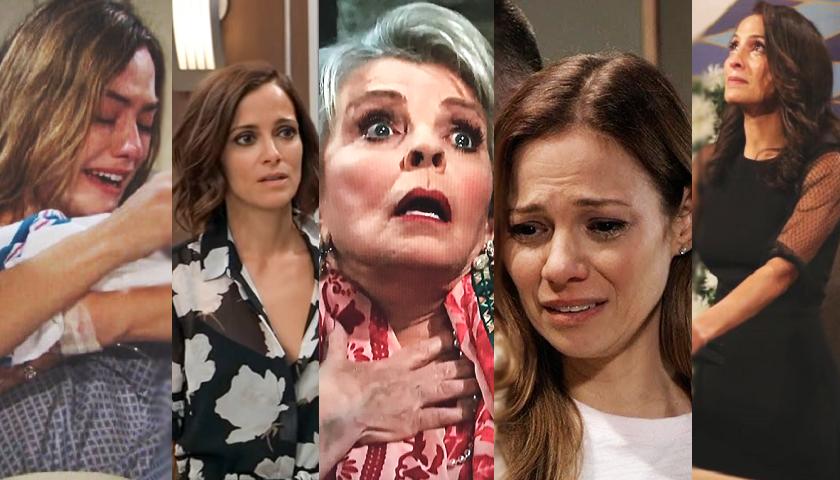Daytime Emmy Awards: Annika Noelle - Rebecca Budig - Susan Seaforth Hayes - Tamara Braun - Christel Khalil