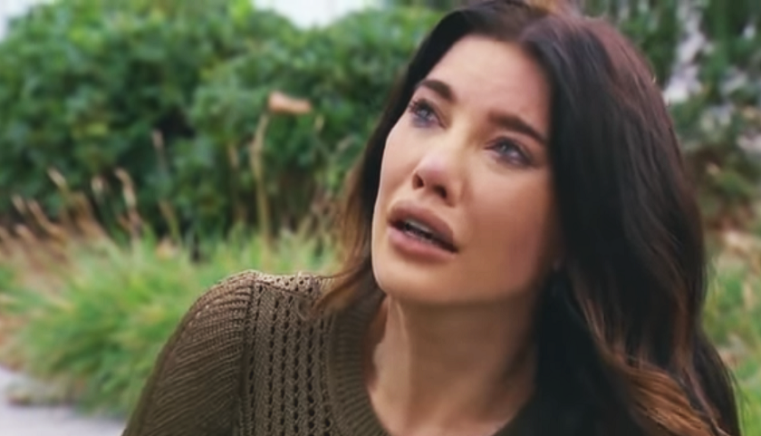 Bold And The Beautiful Scoop: Steffy Forrester Cries As Liam Spencer Leaves Her