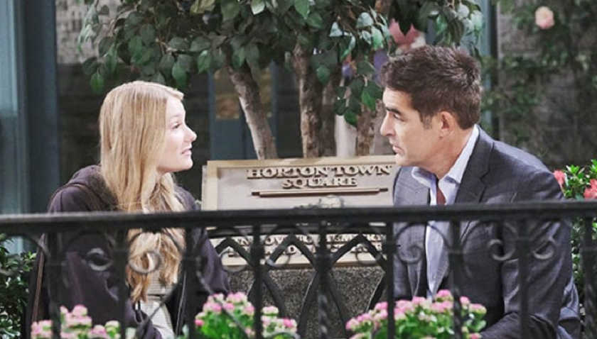 Days Of Our Lives Scoop: Rafe Hernandez Decides Not To Adopt Allie Horton's Baby