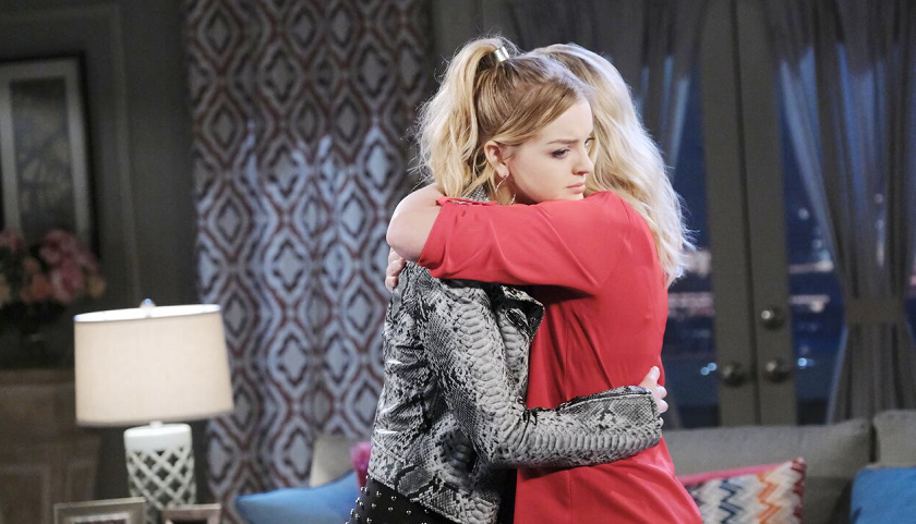 Days Of Our Lives Scoop: Belle Black Comforts Her Daughter Claire Brady