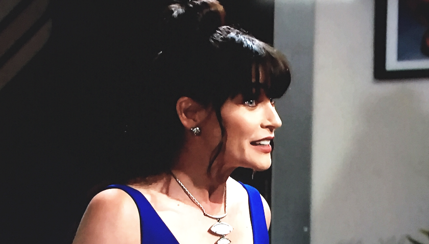 Bold And The Beautiful Scoop: Quinn Forrester Tells Bill Spencer Not To Give up