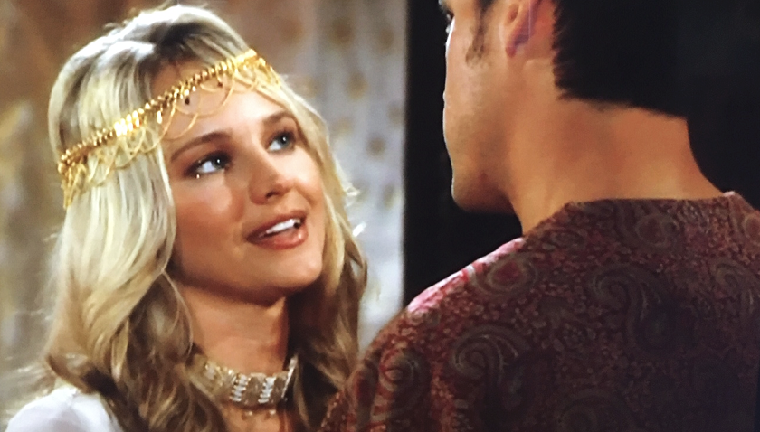 Young And The Restless Scoop: Nick Newman Romances Sharon Newman