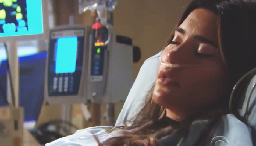 Bold And The Beautiful Scoop: Steffy Forrester Is In A Coma