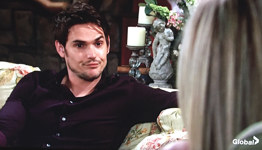 Young And The Restless Scoop: Adam Newman Has Another Therapy Session With Sharon Newman