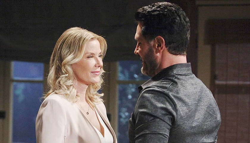 Bold And The Beautiful Scoop: Should Brooke Forrester And Bill Spencer Reunite?