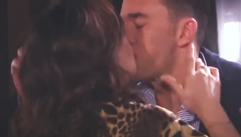 Days Of Our Lives Scoop: Gwen Kisses Chad DiMera