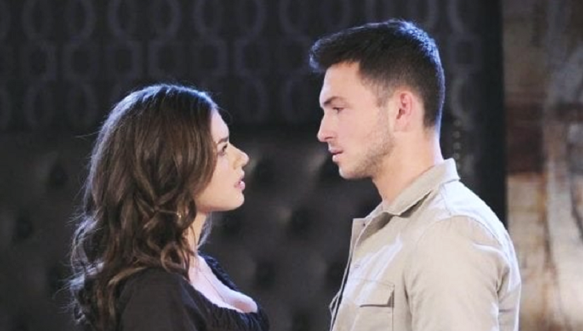 Days Of Our Lives Scoop: Ben Weston And Ciara Brady