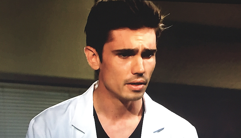 Bold And The Beautiful Scoop: Dr. Finnegan Faces An Ethical Dilemma