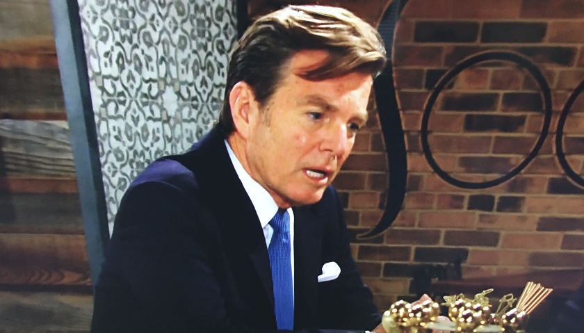 Young And The Restless Scoop: Jack Abbott Tries To Advise Victor Newman