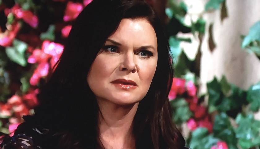 Bold And The Beautiful Scoop: Katie Logan Confronts Sally Spectra