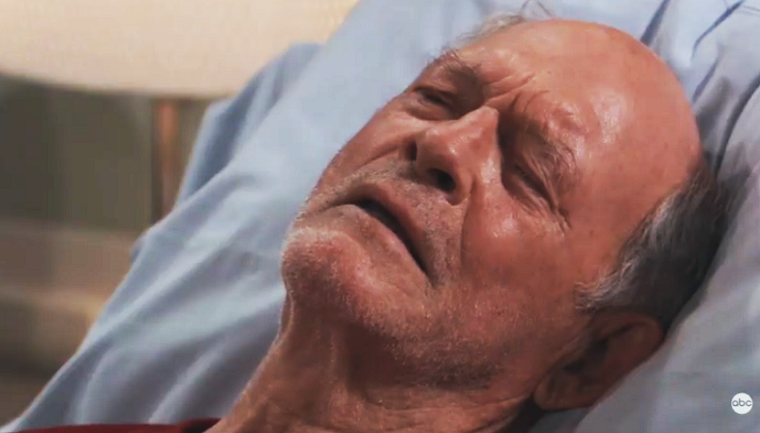 General Hospital Scoop: Sonny Corinthos Struggles As He Watches His Father Slipping Away