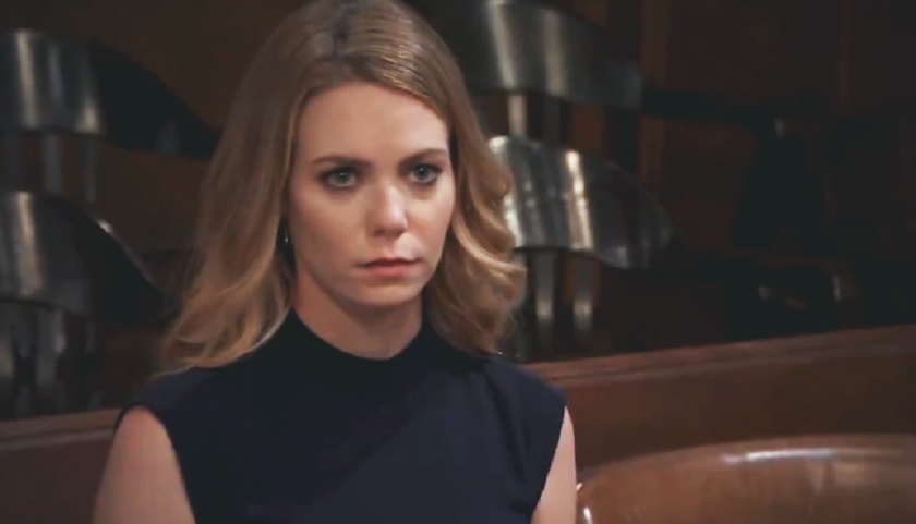 General Hospital Scoop: Nelle Benson Is Desperate To Get Her Son Back