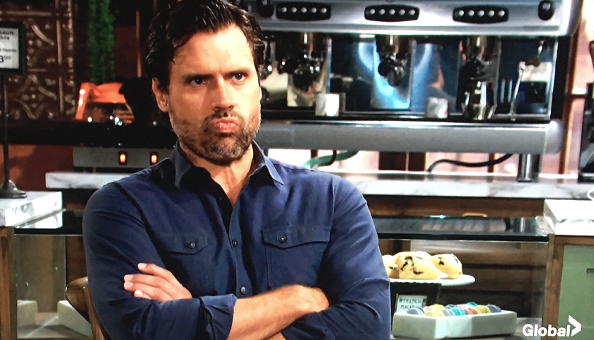 Young And The Restless Scoop: Nick Newman Grills Kyle Abbott