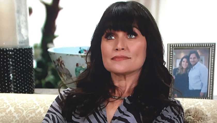 Bold And The Beautiful Scoop: Quinn Forrester Tells Shauna Fulton To Keep Her Mouth Shut