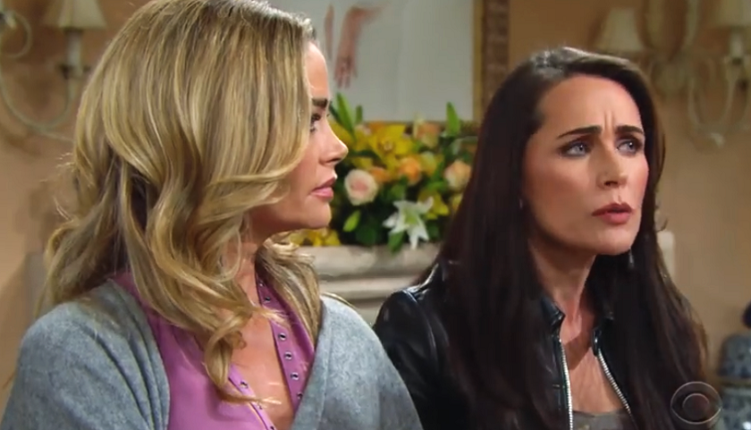 Bold And The Beautiful Scoop: Quinn Forrester Explains Her Actions To Shauna Fulton